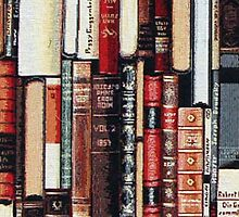 Vintage Bookshelf by PrieeCase82