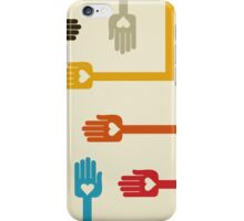 Hand6 iPhone Case/Skin