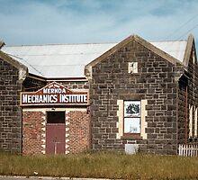 Mernda Mechanics Institute 1956 12300002 by Fred Mitchell