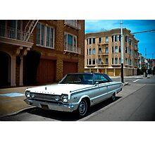 San Francisco street scene Photographic Print