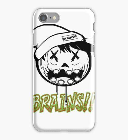 Zombie Neff Brains  Iphone Case iPhone Case/Skin