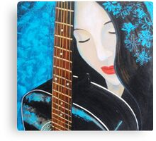 Soul Sister (2) Canvas Print