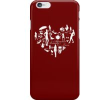 LOVE HEART iPhone Case/Skin