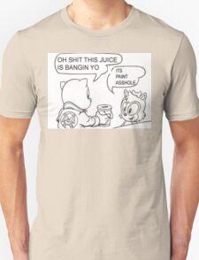 its paint asshole T-Shirt