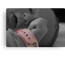 your very first photo Canvas Print