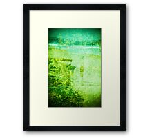 Dream Beach Framed Print