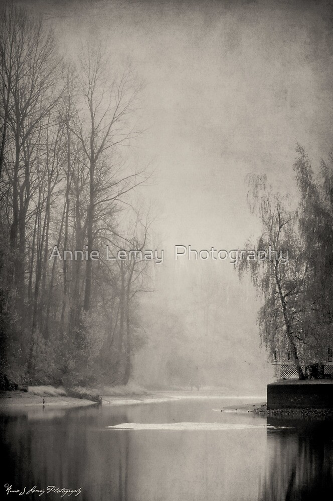 Lone Walker by Annie Lemay  Photography