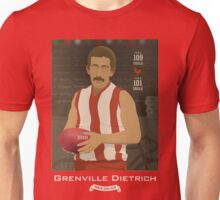 Grenville Dietrich - North Adelaide (on Robran Red) Unisex T-Shirt