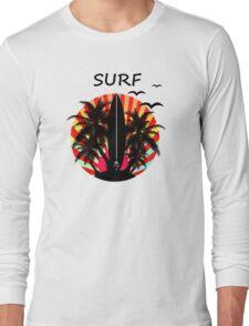 Surfboard Long Sleeve T-Shirt