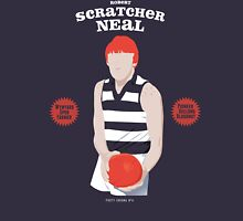 "Robert ""Scratcher"" Neal, Geelong Unisex T-Shirt"