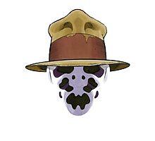 Rorschach - Watchmen Photographic Print