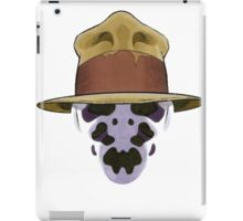 Rorschach - Watchmen iPad Case/Skin
