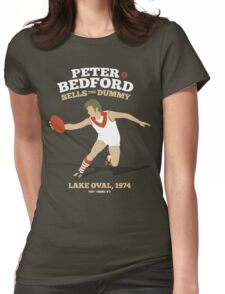 Peter Bedford, South Melbourne Womens Fitted T-Shirt