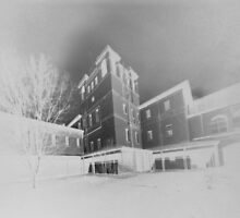 Aradale asylum negative by Soxy Fleming
