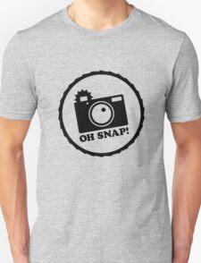 Oh Snap! (Negative) T-Shirt