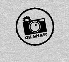 Oh Snap! (Negative) Unisex T-Shirt