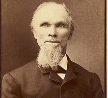 Charles Stewart McConnell (c. 1820 ~ 1892) by artwhiz47