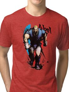 Street Fighter IV Abel Tri-blend T-Shirt
