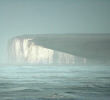 Stormy seas at seven sisters 2 by borzoi1