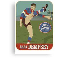Gary Dempsey - Footscray Canvas Print