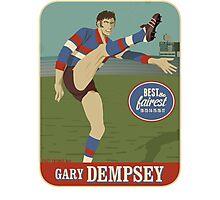 Gary Dempsey - Footscray Photographic Print
