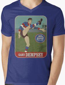 Gary Dempsey - Footscray Mens V-Neck T-Shirt