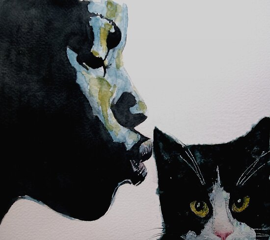 "Nina Simone "" I put a spell on You "" by LoveringArts"