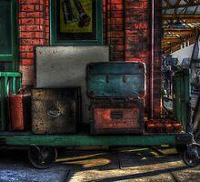Excess Baggage by Yhun Suarez