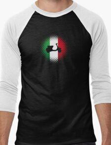 ITdeSign Men's Baseball ¾ T-Shirt