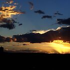 Colorado Sunset  by sgarrityphotogr