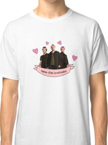 Team Free Loveliness Classic T-Shirt