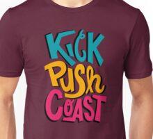 Kick Push Coast Unisex T-Shirt