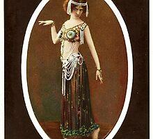 Victorian ladies vintage  by Vintage Designs