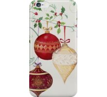 Decorative Glass Ornaments iPhone Case/Skin