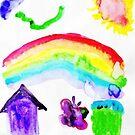 Haleigh's Rainbow by Kris801
