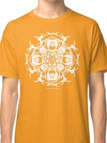 ORANGUTAN SNOWFLAKE ORANGE Classic T-Shirt