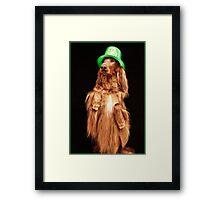 Irish Charmer Framed Print
