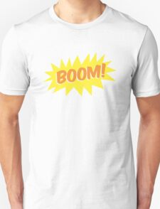 BOOM! with flash  T-Shirt