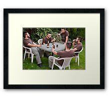 Multi-Me Framed Print