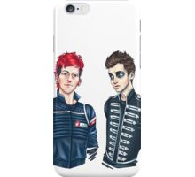 My Chemical Pilots iPhone Case/Skin