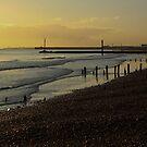Portslade Basin Beach by mr-scruffles