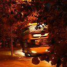 Night Bus 2 by mr-scruffles