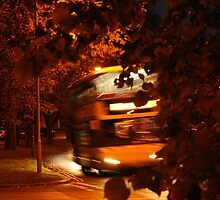 Night Bus 2 by mr-scruffles