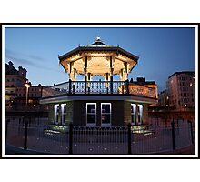 Brighton Birdcage Bandstand Photographic Print