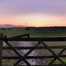 5 Bar Sunset by JEZ22