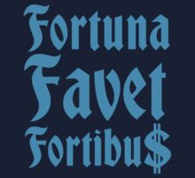 Fortuna Favet Fortibus (Fortune favors the BOLD) $$$ by jazzydevil
