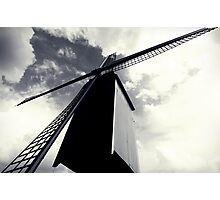 Bruge Mill Photographic Print