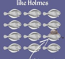 There's No Plaice Like Holmes by Andrew Alcock