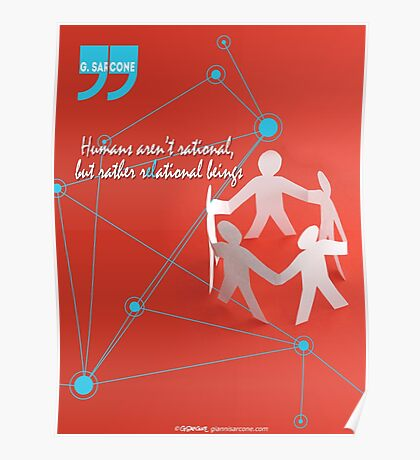 R-EL-ATIONAL Poster