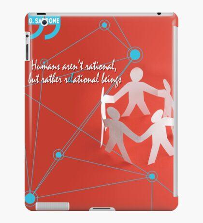 R-EL-ATIONAL iPad Case/Skin